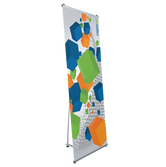 L Banner Stand Displays