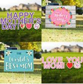 Happy Mother's Day Signs