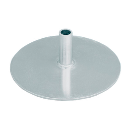 Ground Stake Stabilizer can be used with the Ground Stake and the Rotating Ground Stake