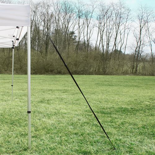"""Secure your tent when in use with the Tent Stake Kit Premium 16"""""""