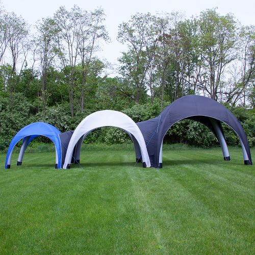 Connect Air Tents of the same or different size together