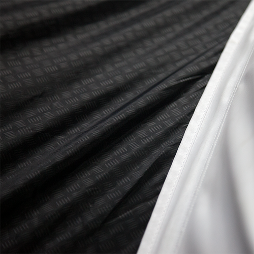 Polyester fabric is waterproof