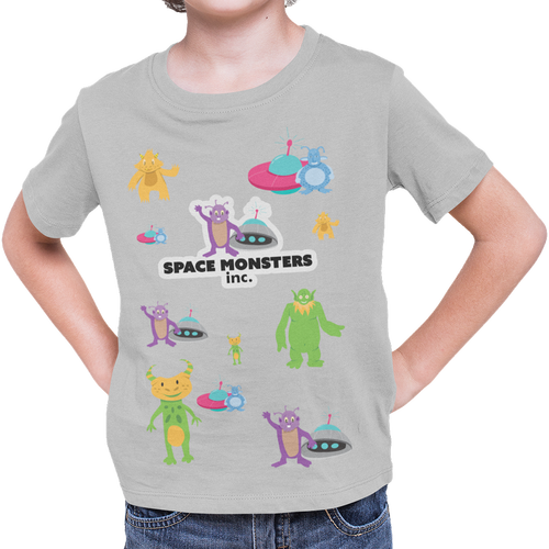 Youth All Over Print T-Shirts
