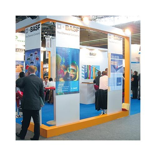 Utilize your fabric banners at tradeshows or in front of stores