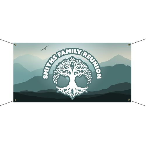 Family Reunion Banners