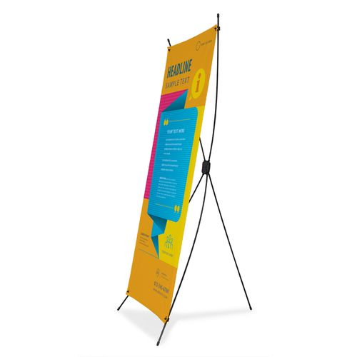 X-Banner Stands