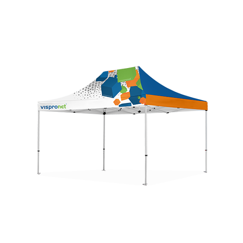 Add your own designed custom canopy