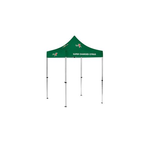 5x5 Pop Up Canopy Tent with Logo Print