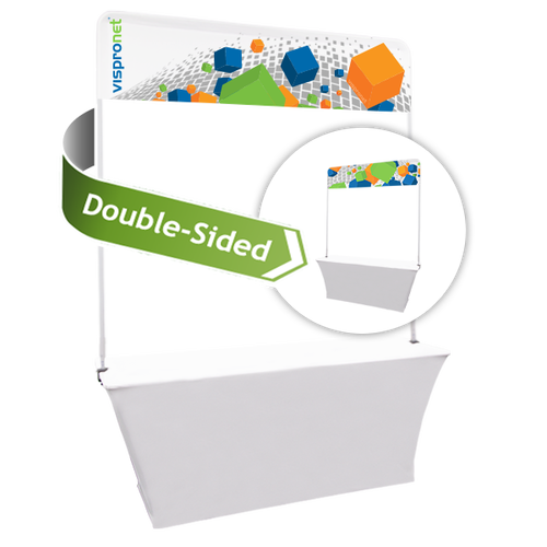 One-sided and double-sided printing available