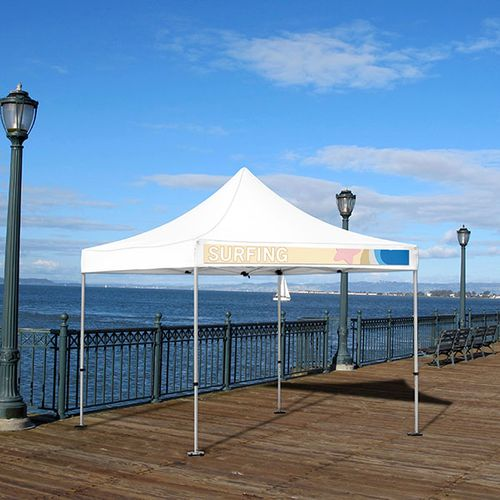 Budget-friendly tent canopy customization for any event